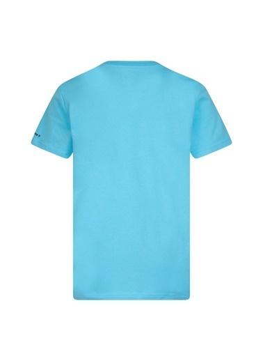 Converse Converse Mavi T-Shirt Mavi